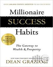 Millionaire Success Habits: The Gateway to Wealth Prosperity | Books & Games for sale in Lagos State, Oshodi-Isolo