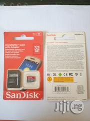 Original Memory Card 32GB | Accessories for Mobile Phones & Tablets for sale in Lagos State, Ikoyi