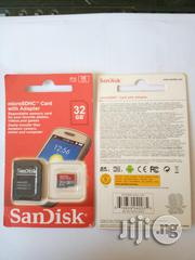 Best Quality Memory Card 32GB | Accessories for Mobile Phones & Tablets for sale in Lagos State, Ikeja