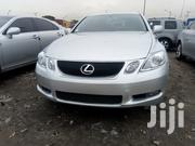 Lexus GS 2008 Silver   Cars for sale in Lagos State, Apapa