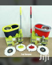 360 Spin Mop With Bucket Wheels And Trolley | Home Accessories for sale in Lagos State, Ikeja