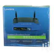 Linksys Wireless Broadband Router (Wrt54gl) | Networking Products for sale in Lagos State, Ikeja