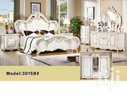 Executive Royal Bed Set With Wardrobe | Furniture for sale in Lagos State, Ojo