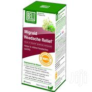 Migraid Headache Relief. Prevents Migraine, Relieve Pain Nervousness | Vitamins & Supplements for sale in Lagos State, Surulere