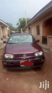 Volkswagen Golf 2001 Red | Cars for sale in Oyo State, Afijio