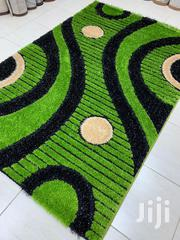 5×7 Green Turkish Shaggy Center Rugs | Home Accessories for sale in Lagos State, Yaba