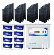 Luminous Solar Powered 5kva Luminous Inverters And Batteries | Solar Energy for sale in Lagos State, Ikeja