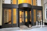 Installation Of Automatic Revolving Door | Building & Trades Services for sale in Abuja (FCT) State, Gwagwalada