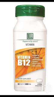 Vitamin B12 Helps the Body to Metabolize Carbohydrates,Fats Proteins | Vitamins & Supplements for sale in Lagos State, Surulere