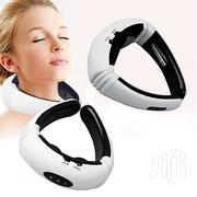 Electric Pulse Back And Neck Massager | Massagers for sale in Lagos State, Ikeja