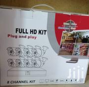8 Channels Full HD CCTV Kit | Security & Surveillance for sale in Lagos State, Ajah