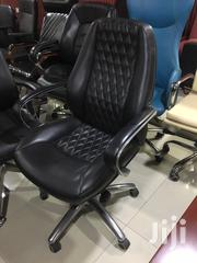 High Quality 100% Pure Leather Chair | Furniture for sale in Abuja (FCT) State, Gwarinpa