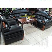 Ultimate Exquisite Leather 7 Seater Sofa Set | Furniture for sale in Ogun State, Ijebu North
