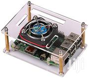 Raspberry Pi 4B Acryllic Case With Cooling Fan | Computer Accessories  for sale in Lagos State, Ajah