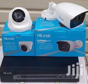 Hilook 2indoors, 2outdoors And DVR 4channels 1080P | Photo & Video Cameras for sale in Lagos State, Ikeja