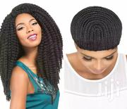Cornrow Wig Cap With Clip (1pack) for Crocheting Braids | Hair Beauty for sale in Lagos State, Lagos Island