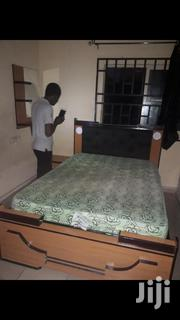4 By 6 Family Size Bed | Furniture for sale in Edo State, Egor