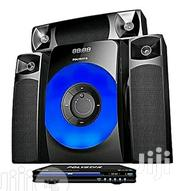 Polystar Bluetooth Home Theater With DVD | Audio & Music Equipment for sale in Abuja (FCT) State, Wuse