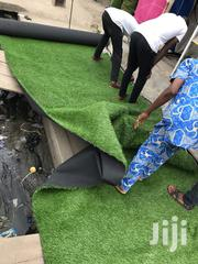 High Quality & Soft Artificial Garden Grass. | Garden for sale in Lagos State, Ifako-Ijaiye