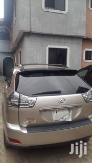 Lexus RX 2005 330 4WD Gold | Cars for sale in Rivers State, Port-Harcourt