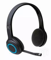 Logitech H600 Wireless Headset With Noise Canceling MIC Nano F | Headphones for sale in Lagos State, Ikeja