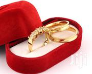 Gold Wedding Ring Set | Wedding Wear for sale in Lagos State, Lagos Mainland