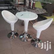 Executive Bar Stools and Table | Furniture for sale in Lagos State, Ojo