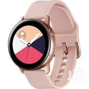 Samsung Galaxy Watch Active - Rose Gold | Smart Watches & Trackers for sale in Lagos State, Ikeja
