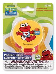 Cute Sesame Street Pacifier Holder | Babies & Kids Accessories for sale in Lagos State, Surulere
