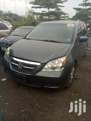 Honda Odyssey 2008 Gray | Cars for sale in Lagos State, Ikeja
