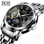 Angela Bos Automatic Selfwind Mechanical Watch.Nationwide Delivery | Watches for sale in Lagos State, Ikeja