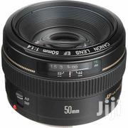 Canon 50mm 1.4 Lens | Accessories & Supplies for Electronics for sale in Lagos State, Ikeja