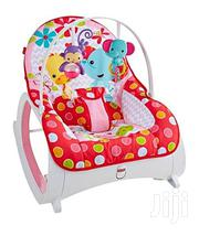Fisher Price Infant to TODDLER Rocker Pink Colour and White | Babies & Kids Accessories for sale in Ogun State, Sagamu