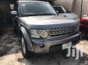 Land Rover LR4 2011 V8 Gray   Cars for sale in Lagos State, Surulere