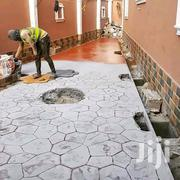 Concrete Stamped Floor | Cleaning Services for sale in Lagos State, Lagos Mainland