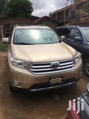 Toyota Highlander 2013 Limited 3.5l 4WD Gold | Cars for sale in Oyo State, Ibadan
