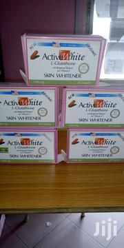 Active White Glutathione Whitening Pills | Skin Care for sale in Rivers State, Port-Harcourt