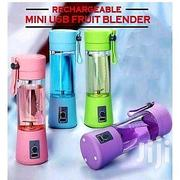 Mini USB Rechargeable Fruits Blender (6 Blades) | Kitchen Appliances for sale in Lagos State, Shomolu