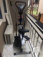 Exercise Bike With Dumbell | Sports Equipment for sale in Abuja (FCT) State, Lugbe District