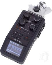 Zoom H6 Track Field Recorder   Photo & Video Cameras for sale in Lagos State, Ikeja