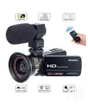Camcorder Camera With Microphone Remote Control | Accessories & Supplies for Electronics for sale in Lagos State, Isolo