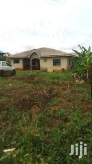 An Almost Completed 4 Bedrooms Bungalow On A Full Plot Of Land | Houses & Apartments For Sale for sale in Lagos State, Ikorodu