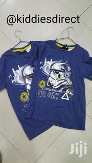 Star Wars Blue Polo   Children's Clothing for sale in Lagos State, Lagos Island