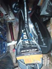 Long Tennis Racket Head And Dunlop | Sports Equipment for sale in Lagos State, Ikeja