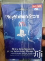Sony Playstation PSN $10 Gift Card | Video Games for sale in Lagos State, Lagos Mainland
