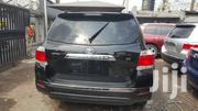 Toyota Highlander Limited 2012 Black | Cars for sale in Lagos State, Ikeja