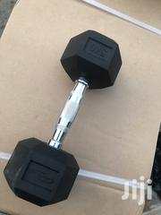New a Pair of 5kg Dumbell   Sports Equipment for sale in Lagos State, Apapa
