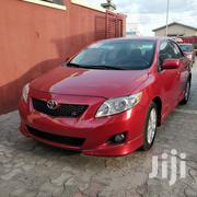 Toyota Corolla 2010 Red | Cars for sale in Lagos State, Lekki Phase 1