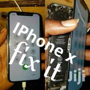 iPhone Screen Replacement With Free Temper Glass | Repair Services for sale in Lagos State, Ikeja