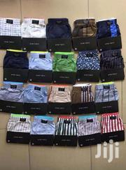 Zara Man Boxers Short Cotton | Clothing for sale in Lagos State, Ikeja